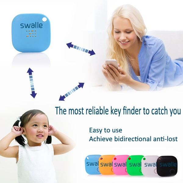 New electronic gadgets 2016 Christmas gifts personal safety alarm bluetooth key finder for anti lost tracking with long distance