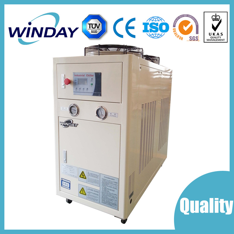 Air Cooled Food Processing Milk Box Scroll Water Chiller