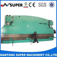CNC Hydraulic Press Brake Machine With Controller Jobs