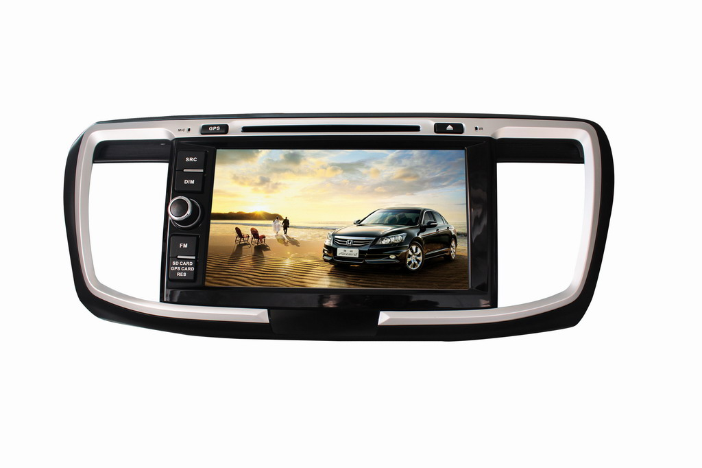 car dvd gps for honda accord 9th WS-9474