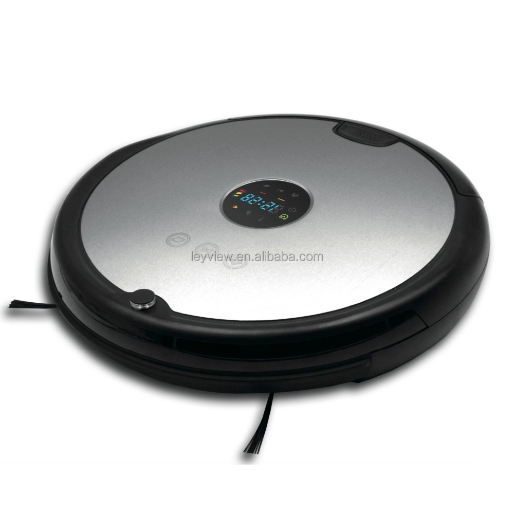 Shenzhen China voice prompt robot low noise high power frequency conversion motor robot vacuum cleaner