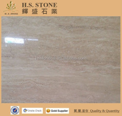 Beige travertine Roma beige cheap travertine natural stone marble/beige travertine marble price