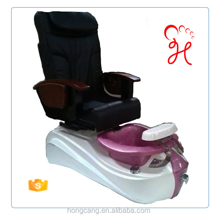 HC-3011 Beauty and health care massage chair with foot bath/salon portable pedicure spa massage chair