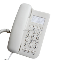 Business conference phone support 3 party conferences