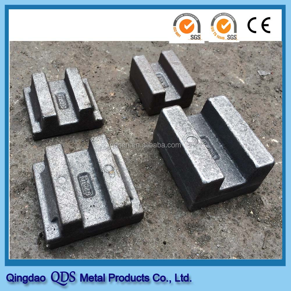 Forged machine tool accessory / sliding block