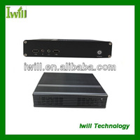 Iwill X4 atx computer case for industrial computer