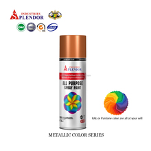 Splendor fire retardant spray paint