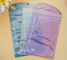 New product transparent pvc plastic waterproof moblie phone bag for sale