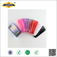 Colorful S Line TPU Gel back Case Cover for ALCATEL Pixi First ----- Laudtec