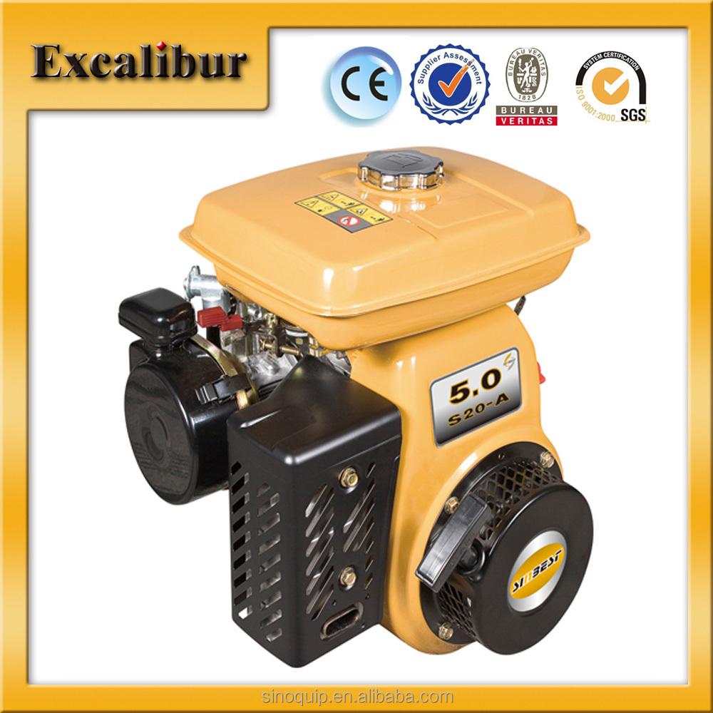 Excalibur EY20 5Horse Power Gas Motor