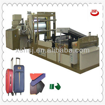 PE plastic sheet production line for plastic bag