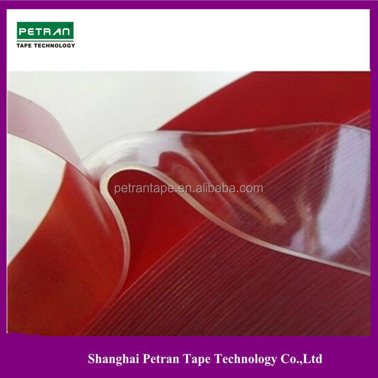 high bond wholesale acrylic foam double sided tape 0.8mm thickness forever cheap price for sale in china . .
