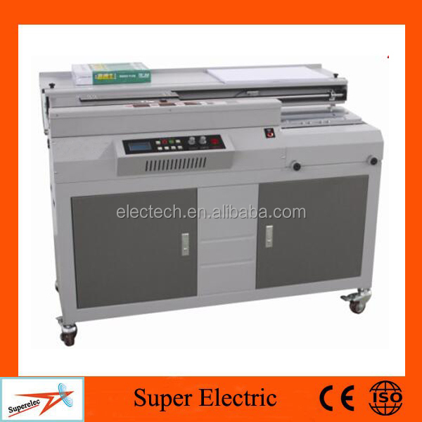 Hot Melt Glue Book Machine ,Hot Glue Book Binding Machine Price