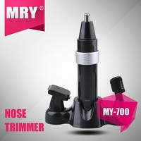 3-in-1 Electric Nose & Ear eyebrow Hair Trimmer for Men and Women Rechargable Washable Hair Shaver Face device