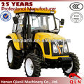 TOP 10 BRAND henan QLN agricultural tractor with front end loader