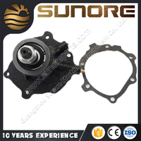 Diesel Engine Metal W04D W04E Water Pump For Engine OEM 16100-2522