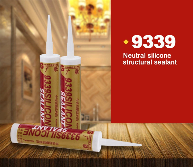 Factory direct supply OEM neutral silicone sealant
