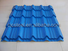 0.7 mm thick aluminum zinc roofing sheet corrugated galvanized metal steel sheet roof tiles in malaysia