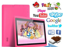 china low price tablet pc 7 inch Q88 tablet Allwinner A13 Android 4.2 tablet computer