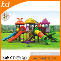 Glorious jungle theme children outdoor padding for playgrounds