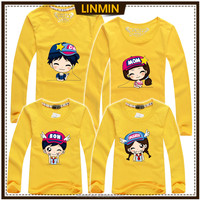 black figurines wholesale china couple long sleeve t-shirt