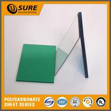 milk white polycarbonate solid roof sheet/pc extrusion roofing sheet