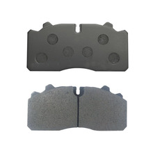 China factory mitsubishi fuso truck parts no dust truck brake pad