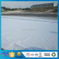 Made-To-Order Geotextile Fabirc Polyester Needle Punched Nonwoven For Construction &Real Estate