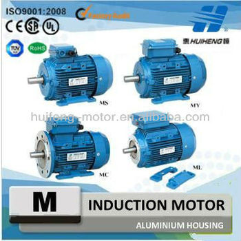 IEC Standard IE1 IE2 Induction Motor
