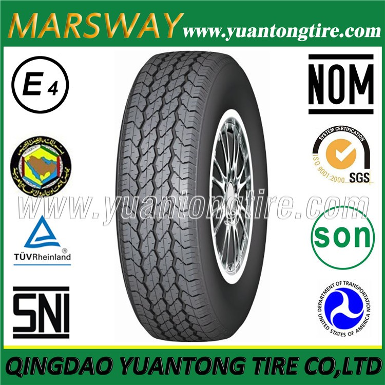 Shandong factory Passenger Car tire 225/75 R15