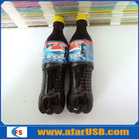 2014 Cheap Coke Bottles Usb,Plastic usb Flash Drive, coke bottle usb stick 128mb-64gb