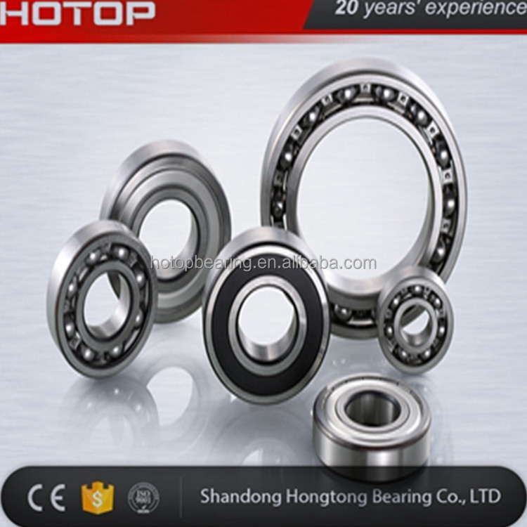 Deep groove ball bearing made in China 6003ZZ bearing