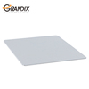 Aluminum custom gaming mouse pad with Micro Sand Blasting Aluminum Surface