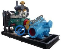 Split Case Double Suction Multi Stage Pump