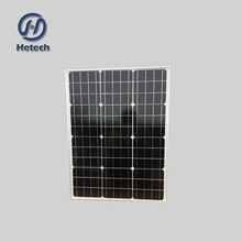 Photovoltaic modules solar panel 50w 12v Monocrystalline 50w PV solar panel