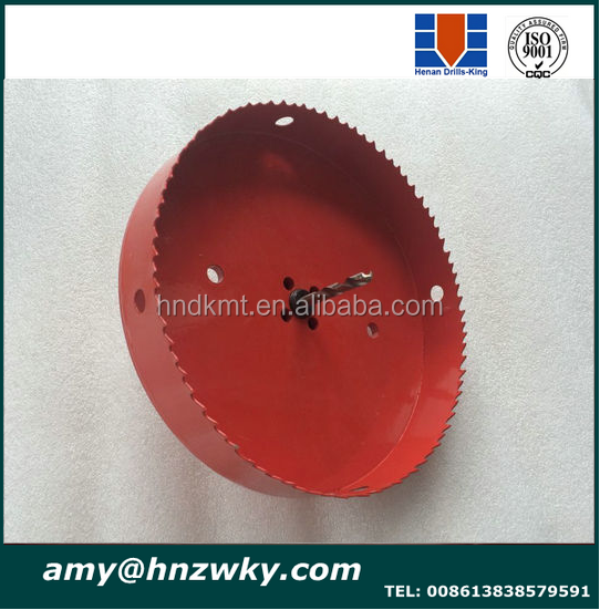 HSS Bi-Metal 150mm hole saw