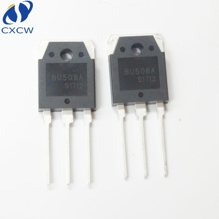 Integrated circuit BU508A 8A 700V TO-3P Switch Power Transistor price