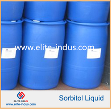 Sorbitol Liquid 70% with ISO9001 standard