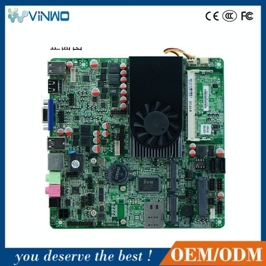 Low price Mini pc Mini - ITX VWM-1037ULY laptop Motherboard