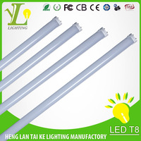 Electronic/magnetic Ballast Compatible T5 5w 300mm top quality LED tube solar led light agro led light