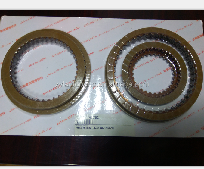 U240 Transmission Clutch Friction Plate Disc U240E 99-ON