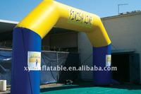 PVC inflatable outdoor arch