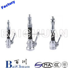 Aluminum Storz Fire Hose Nozzle for Fire Fighting