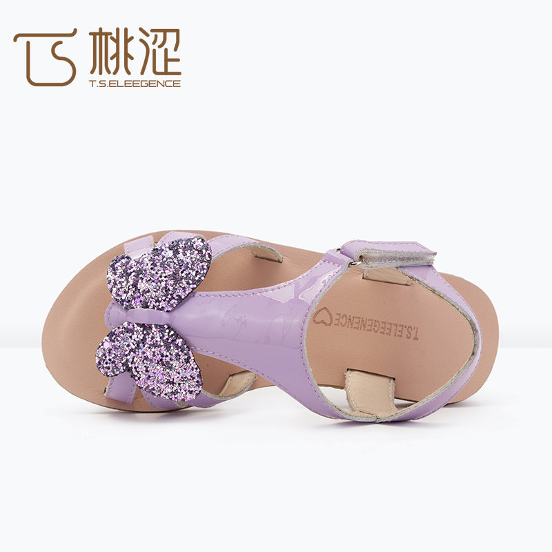 <strong>sandal</strong> made in chins design new children upper for <strong>sandal</strong> with stone
