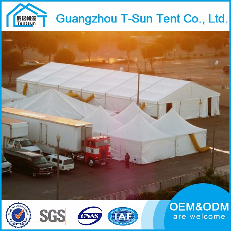 Cheap 10x20m A shape wedding marquee tent for 200 people