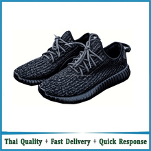 High quality mens runny shoes yeezy casual boots shoes 350