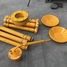 plastic river gold search panning machine, small gold pan price