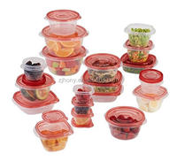 Racer Red TakeAlongs Assorted Food Storage Container 40 Piece Set