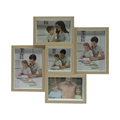 5-Opening Puzzle Collage Picture Frame