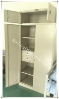 Modern Metal Cloth Cabinet Wardrobe, Steel Godrej Cupboard